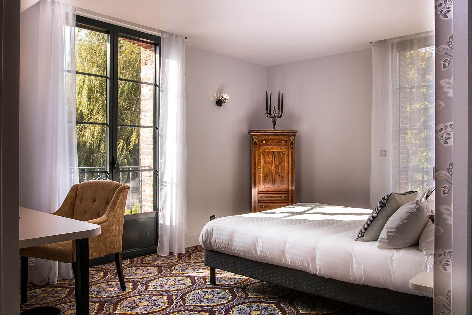 Chambre Chambres Prestiges | Le Manoir de Joséphine - 10