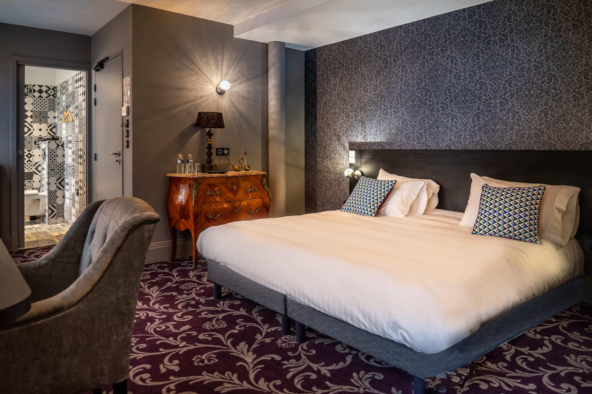 Chambre Chambres Prestiges | Le Manoir de Joséphine - 5
