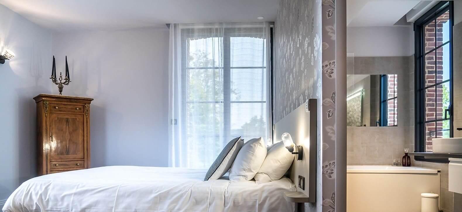 Chambre Chambres Prestiges | Le Manoir de Joséphine - 12