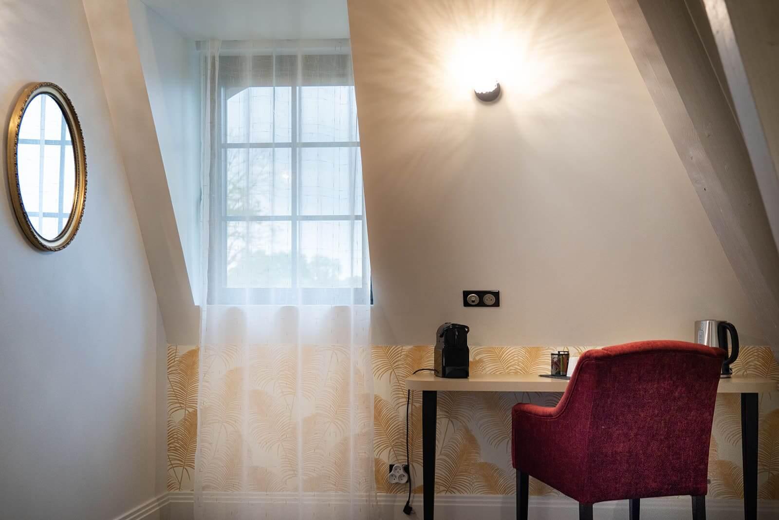 Chambre Chambres Elégantes | Le Manoir de Joséphine - 1