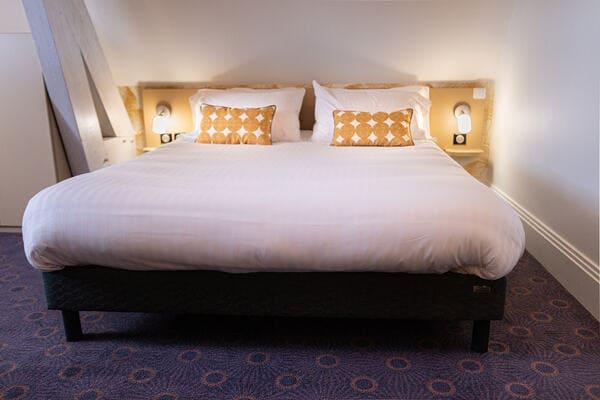 Le manoir de Joséphine - chambre elegante