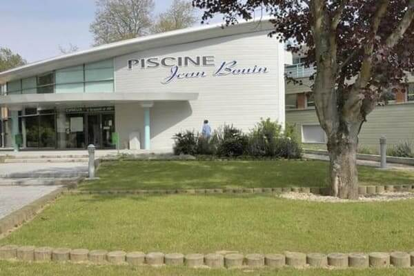 Piscine Jean Bouin